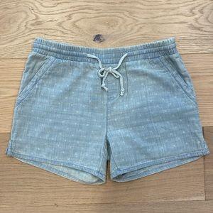 Hei Hei Blue Shorts